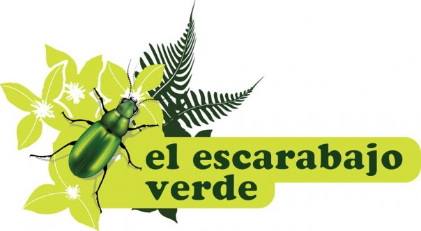 The Green Beetle - Logo